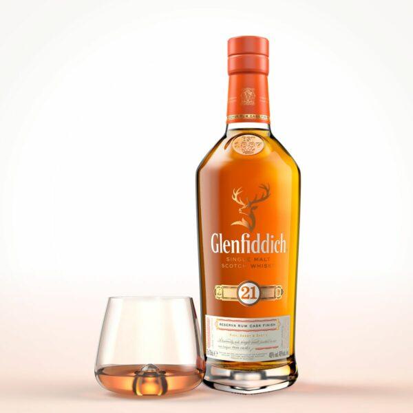 Medium JPG-Glenfiddich_21YO_70cl_Bottle_Serve_5010327324081_Australia